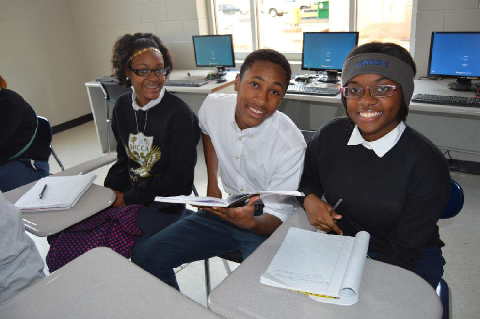 All smiles at St. Helena _lowres
