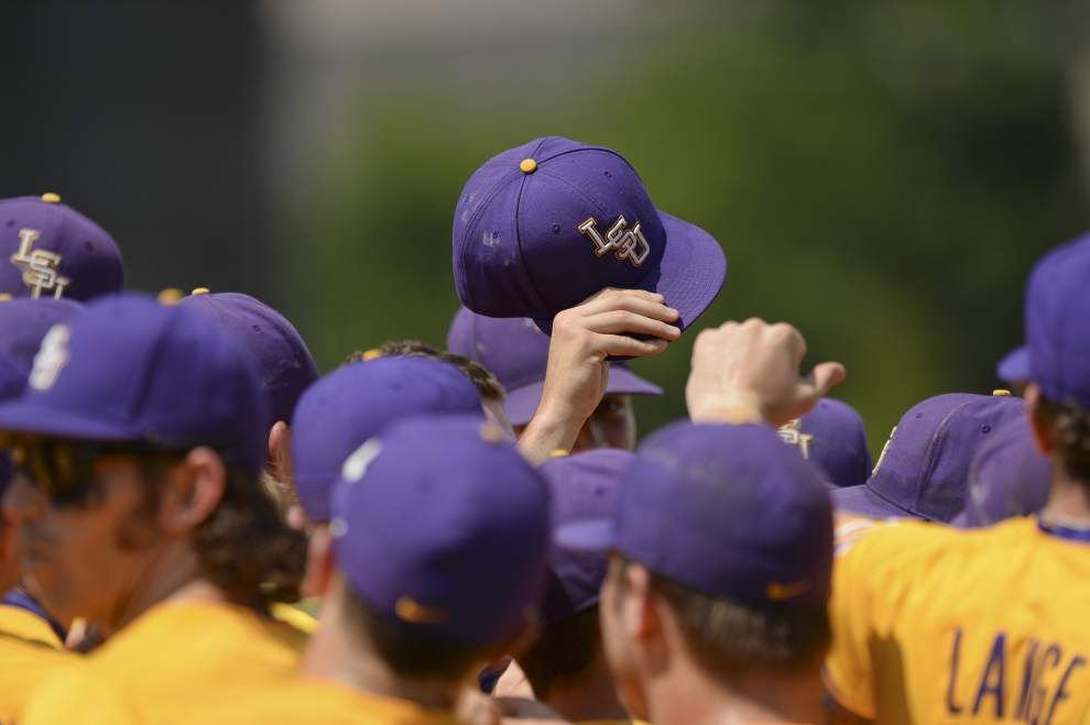 Rabalais: Defense never rests for this LSU baseball squad, and that made all the difference in the Baton Rouge regional _lowres