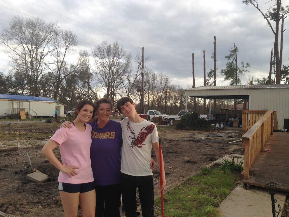 'I was in a bubble, that God helped me see everything around me' — survivors recount ordeal of tornadoes; see incredible surveillance footage _lowres