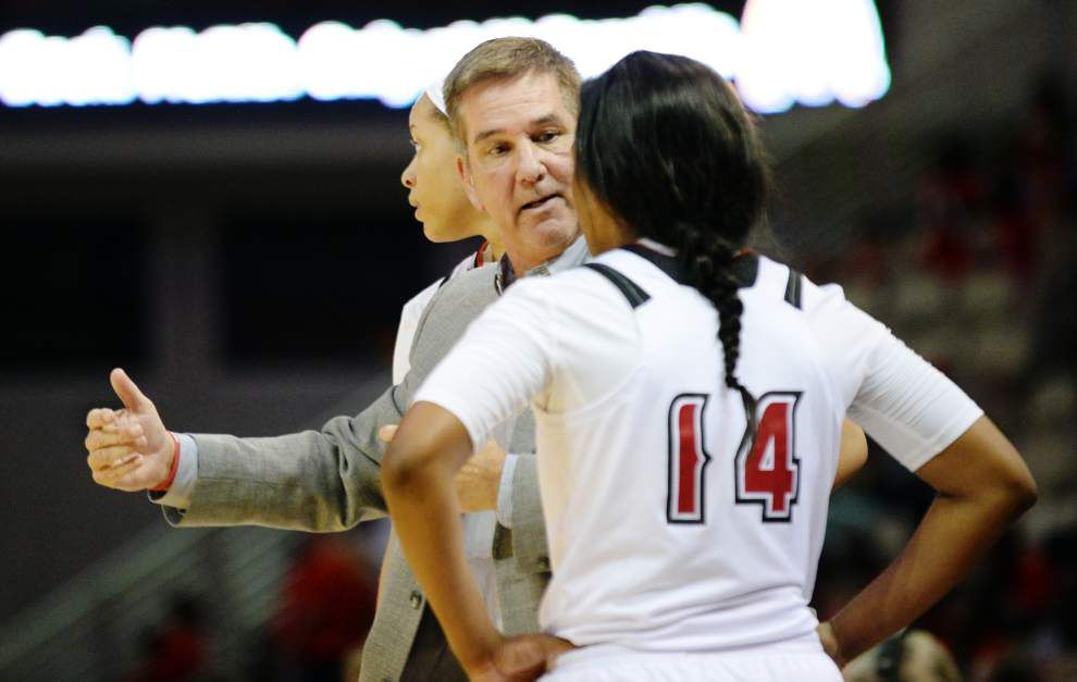 UL-Lafayette coach Garry Brodhead wary of return to spacious Dome _lowres