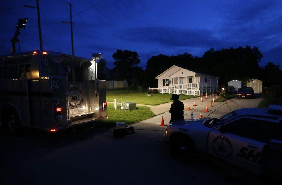 Louisiana family at center of bizarre Missouri murder that may involve faked illness, fake Katrina story _lowres