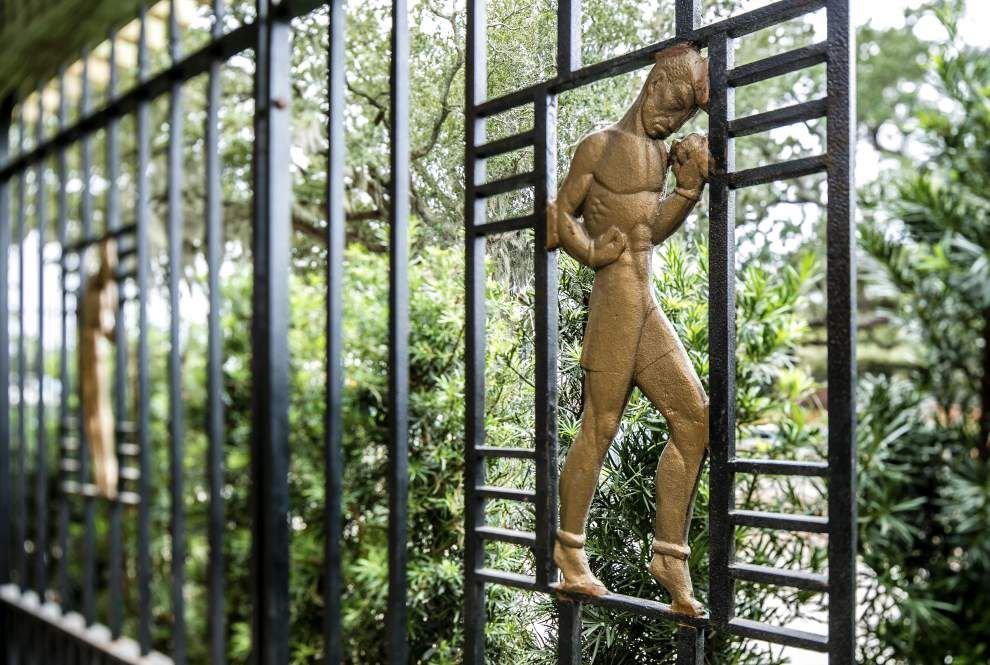 City Park garden will celebrate New Orleans sculptor Enrique Alférez, who left his mark all over the city _lowres