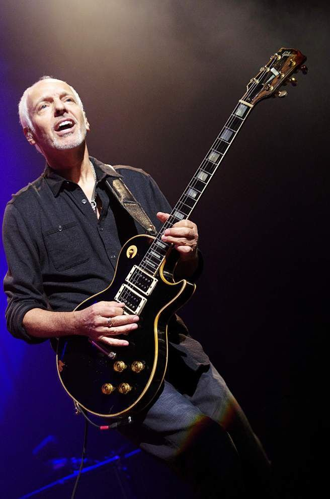 Guitar legend Peter Frampton to come alive at Champions Square _lowres