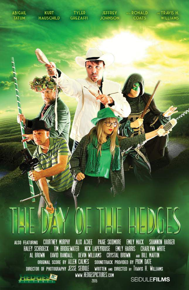 'Day of the Hedges' marks 15 years for Baton Rouge production company _lowres