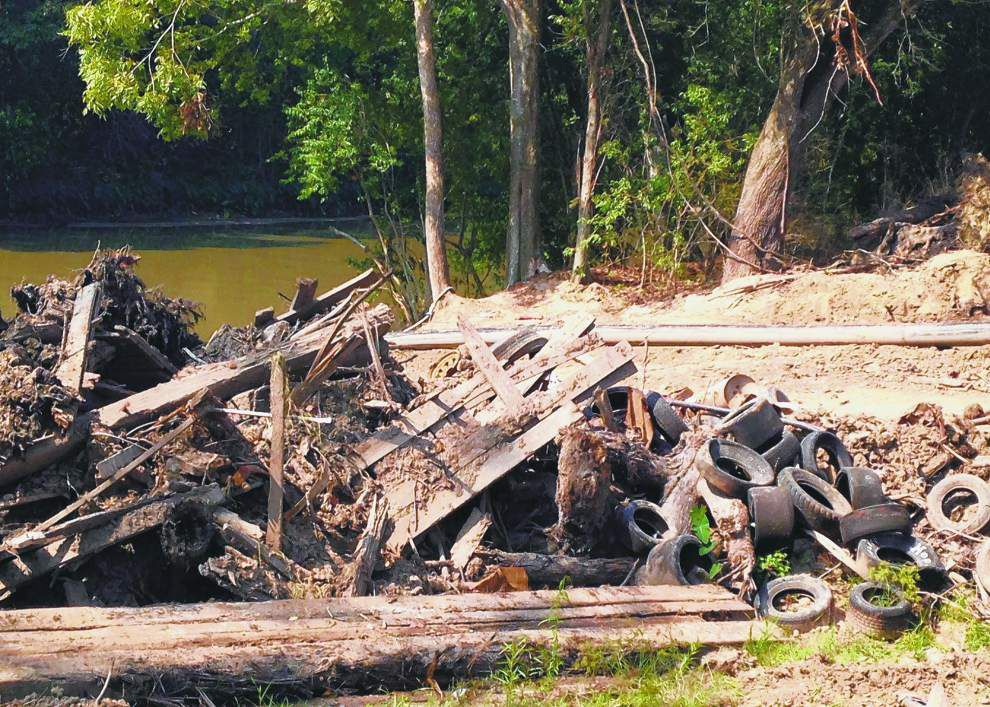 On fast track: Project to reintroduce fresh water into Bayou Lafourche picks up speed _lowres