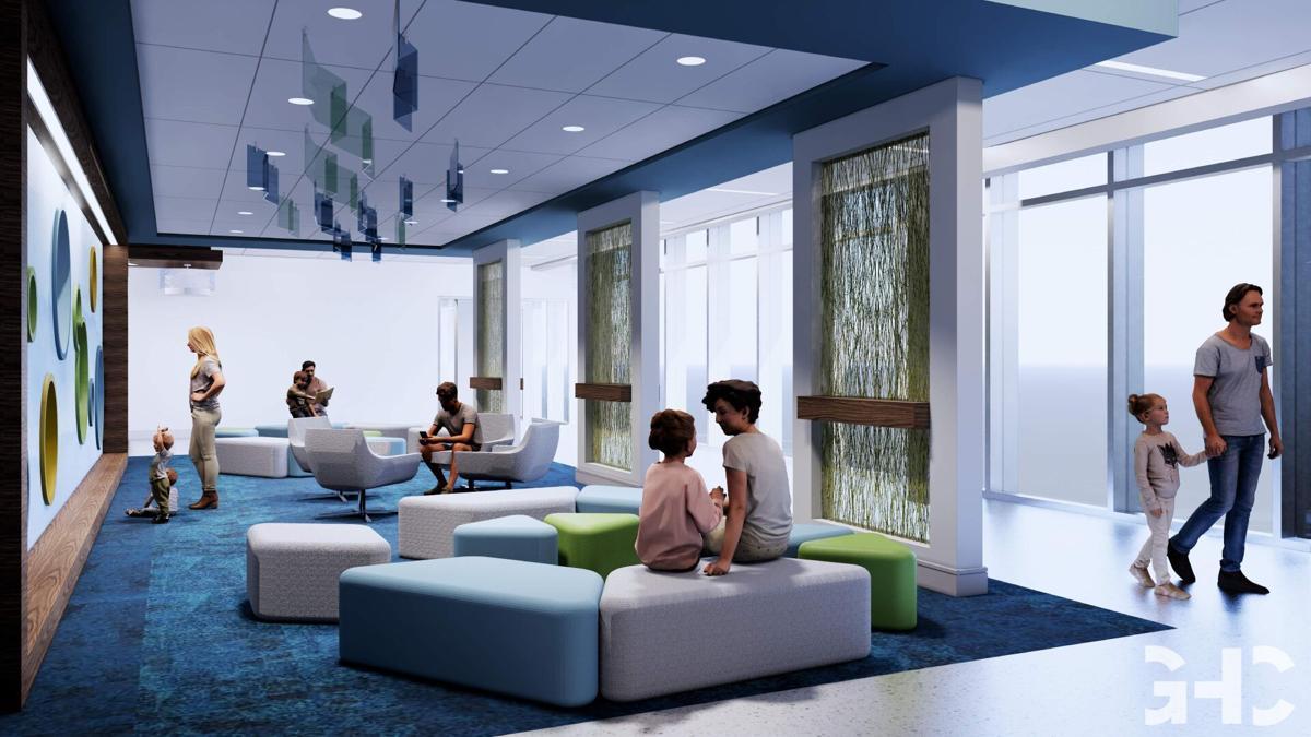 Ochsner Baton Rouge Pediatric Clinic 3