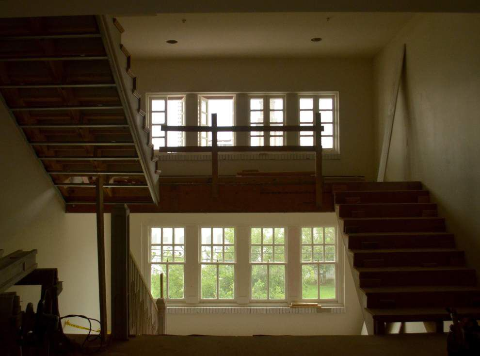Former school being renovated into grocery store _lowres