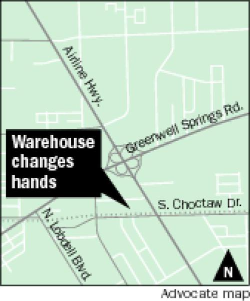 Investors buy office-warehouse on S. Choctaw _lowres