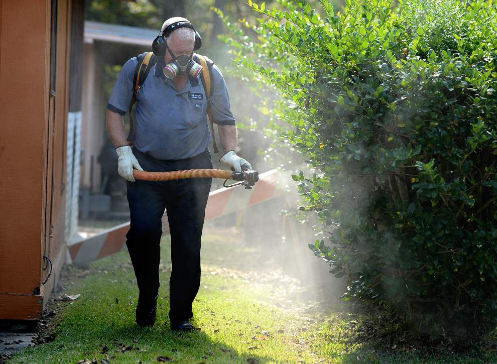 EBR mosquito and rodent control, fire districts seek tax renewals