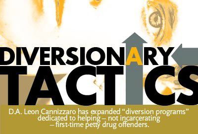 DA Leon Cannizzaro has expanded the 'diversion' program to help — not incarcerate — first-time petty drug offenders._lowres
