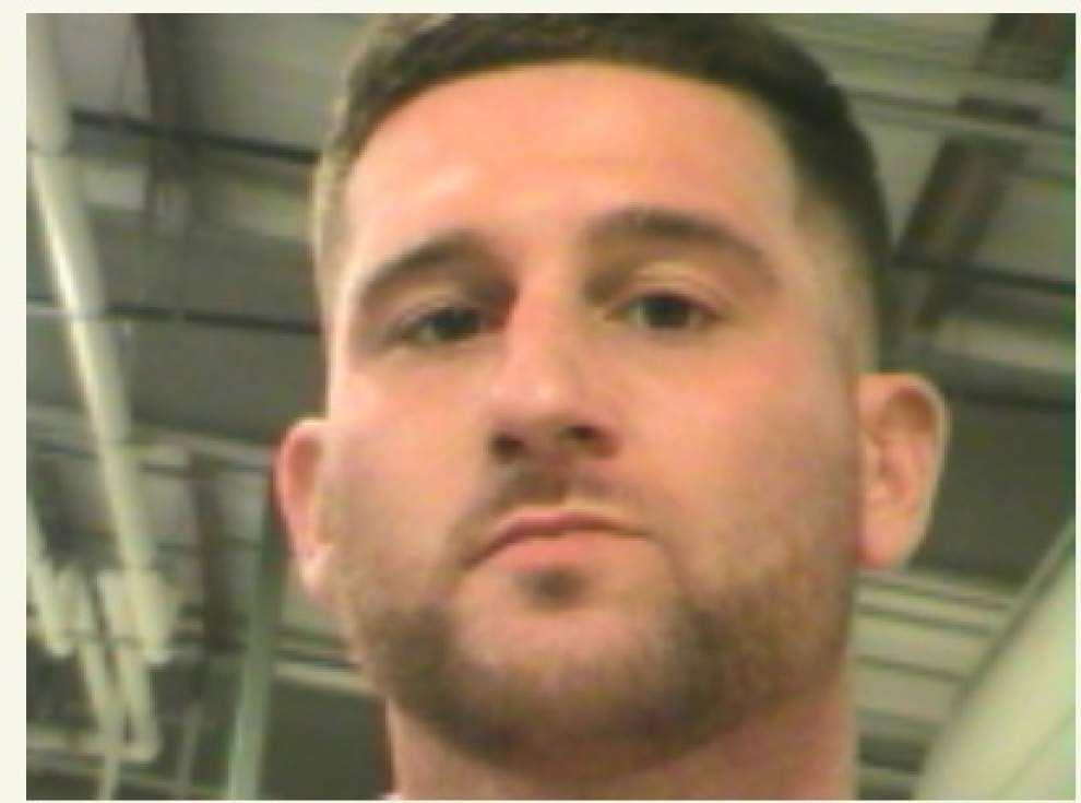 Thief stuffed Cadillac with Harrah's garage loot, police say _lowres