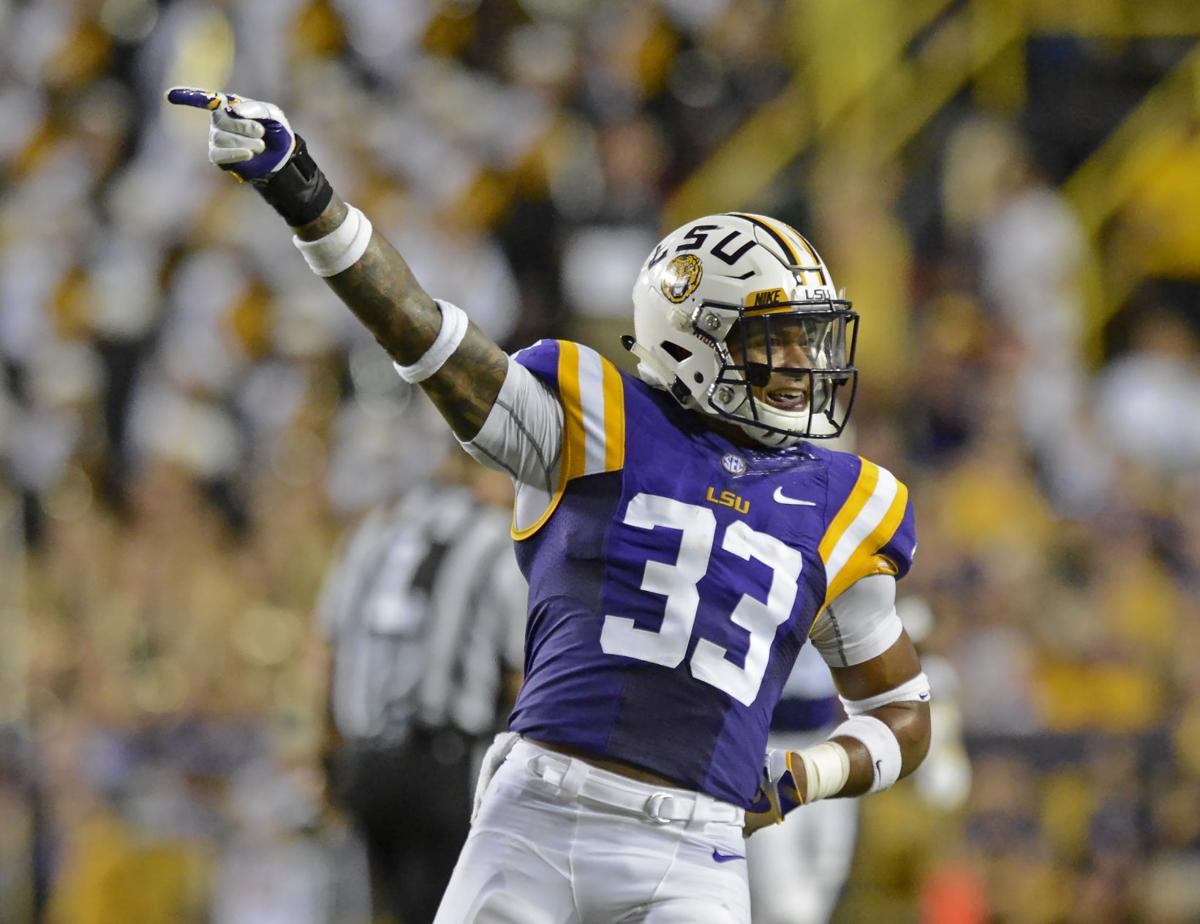 What S The Jamal Adams Rule Lsu S Star Safety Brings Hype Swagger To Citrus Bowl Matchup With Heisman Winner Lsu Theadvocate Com