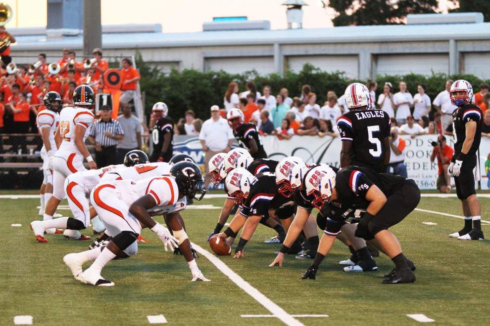 Parkview Baptist-University High game could be put on the lines _lowres