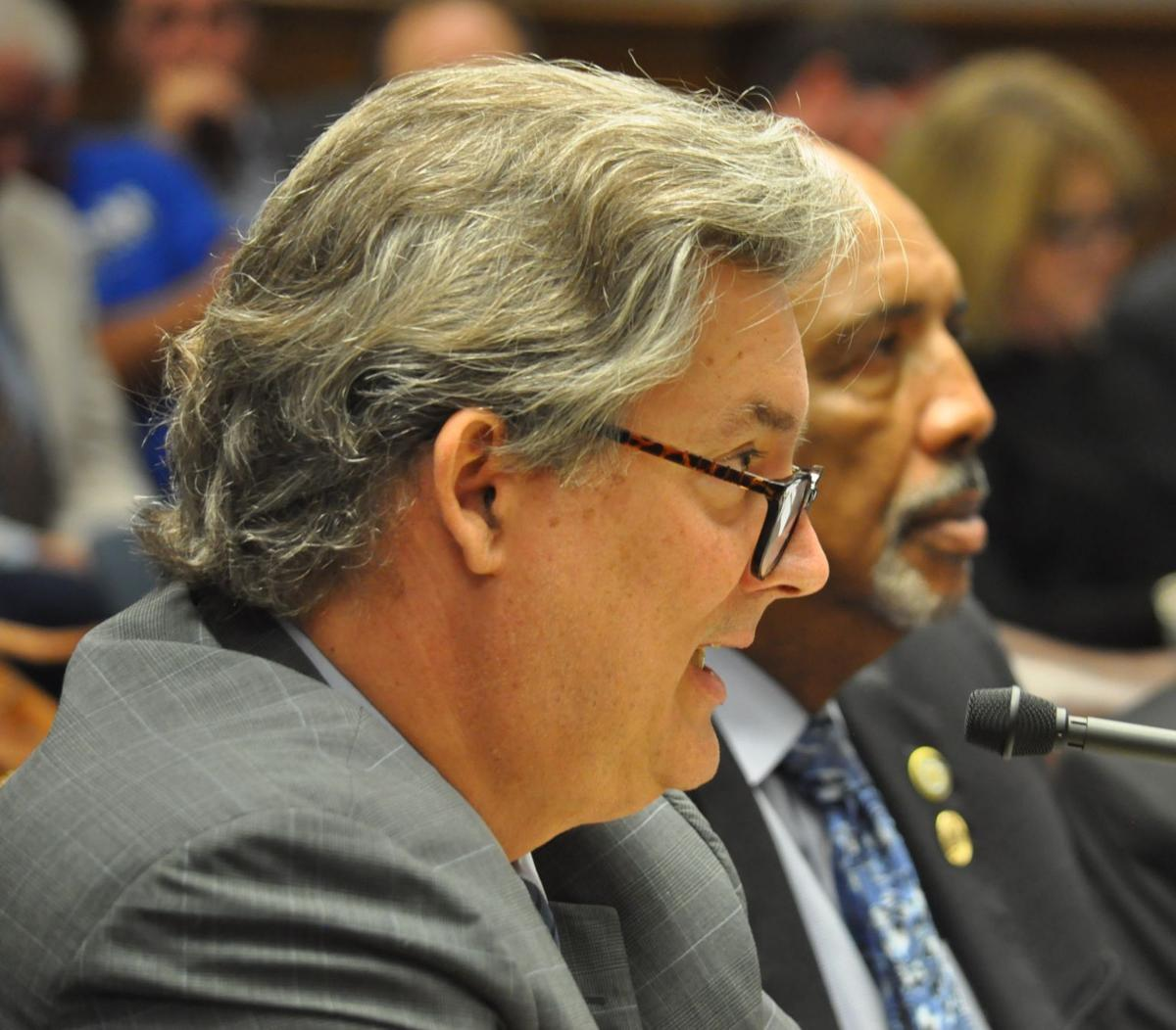 Morrell's bill to eliminate Louisiana's death penalty passes Senate judiciary committee_lowres