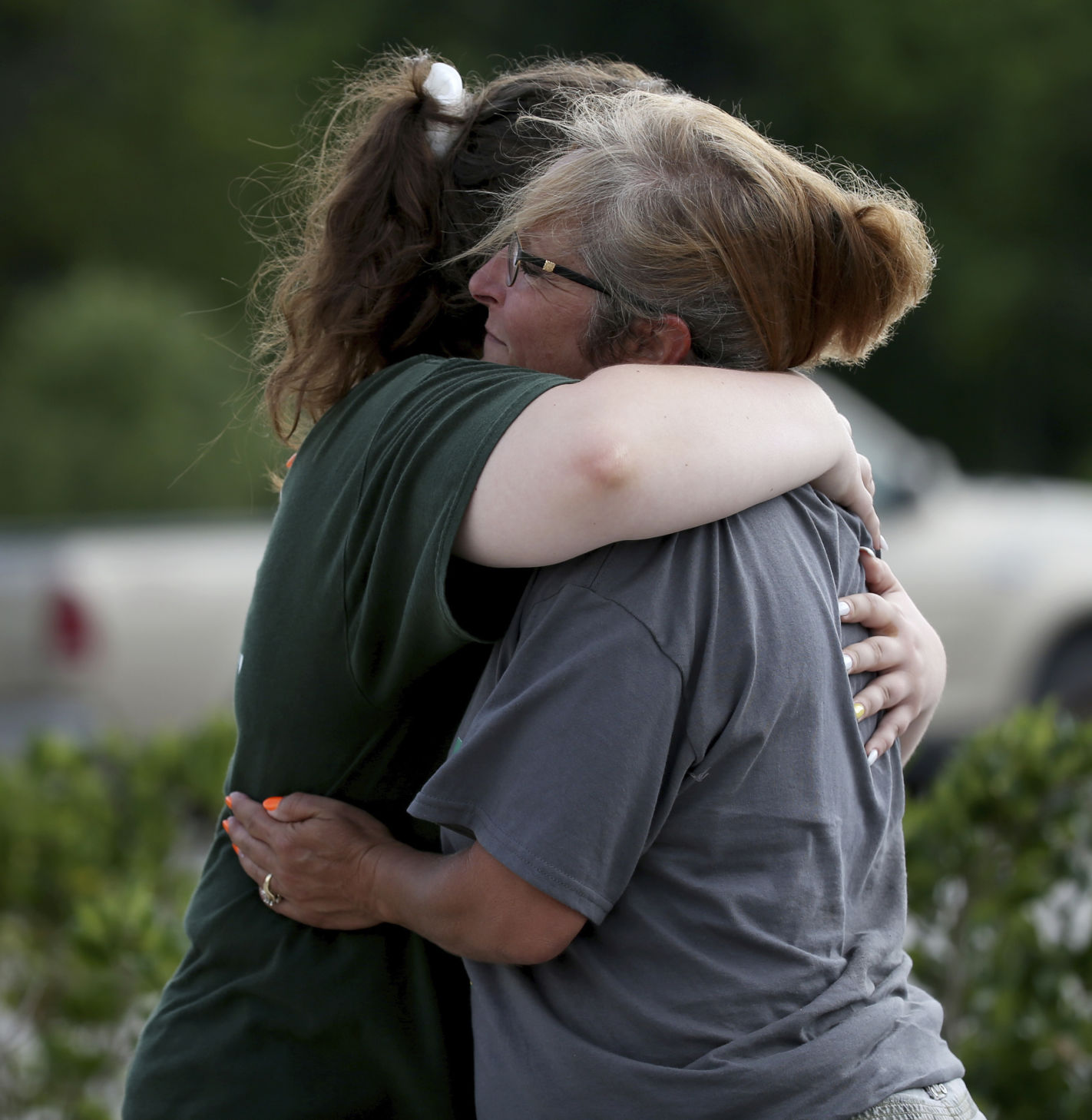 Santa Fe High School shooting in Texas