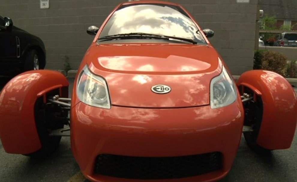 Three-wheeled car coming soon to U.S. roads _lowres
