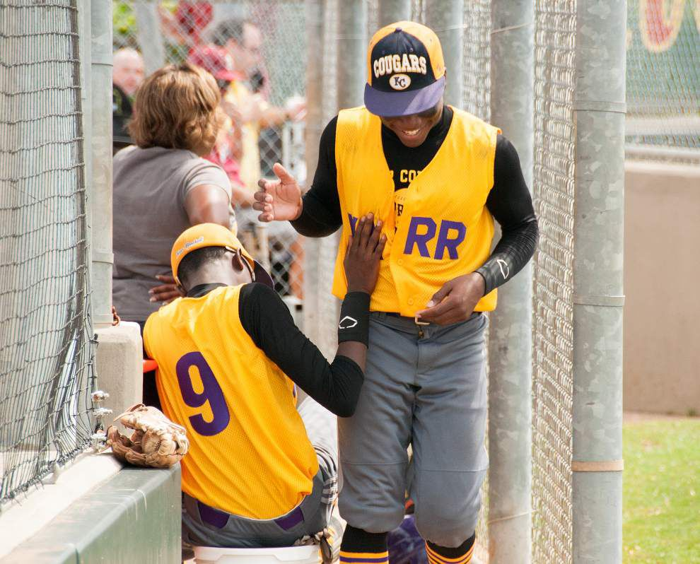 Brother Martin defeats Karr; Kevin Stretzinger's hit ignites a five-run inning fourth _lowres