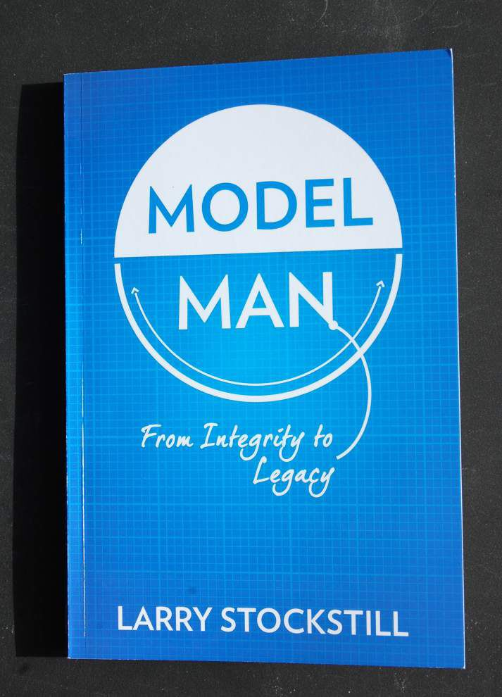 Stockstill's latest book a model for men _lowres