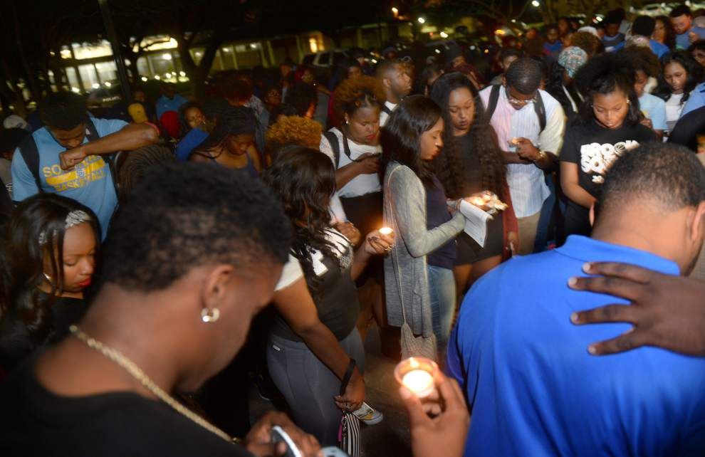 'Y'all better duck!': Witnesses to fatal shooting say tense scene unrelated to party, whoever fired back at car 'saved lives' _lowres