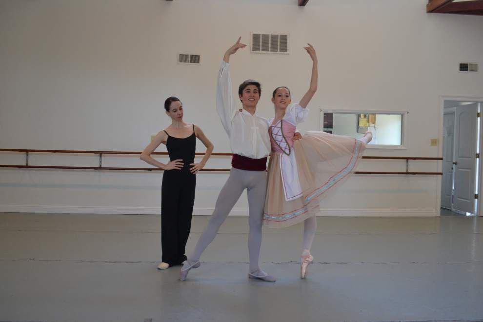 Local and touring dancers bring 'Giselle' to Metairie _lowres