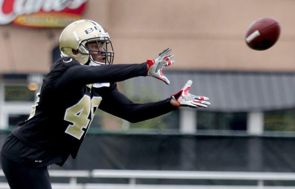 Nick Underhill: Three-safety looks could be coming back to Saints' defense _lowres