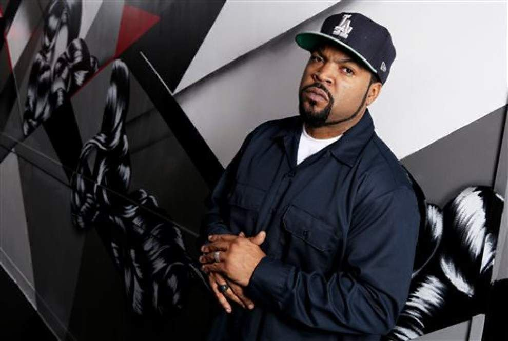 Q&A: Ice Cube on his box-office hit 'Ride Along' _lowres