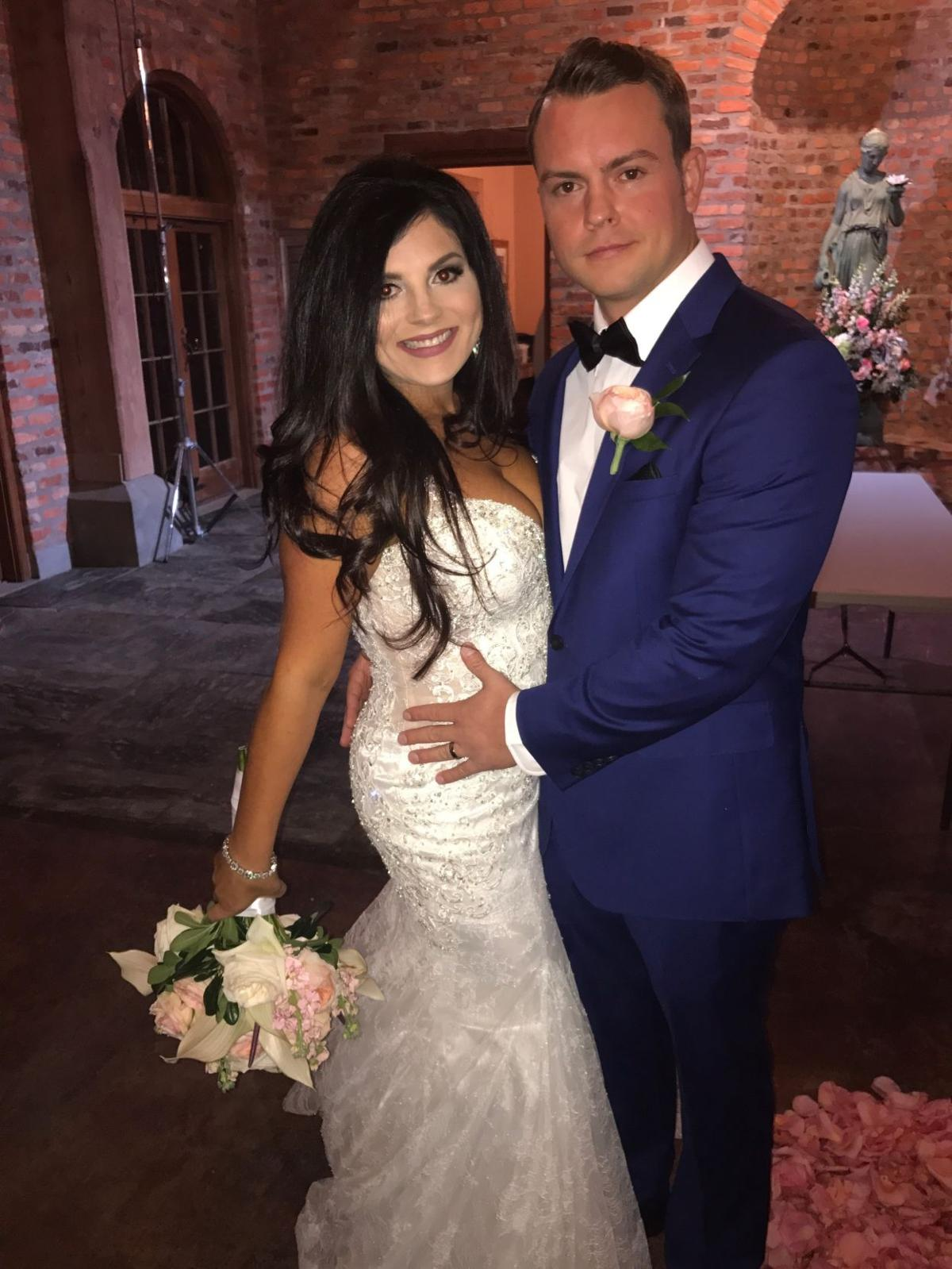 Walker Bride Who Lost It All In August Flood Gets Gorgeous Say