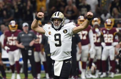 Record Broken!  Watch Drew Brees  reaction to becoming NFL s all ... 07df816df