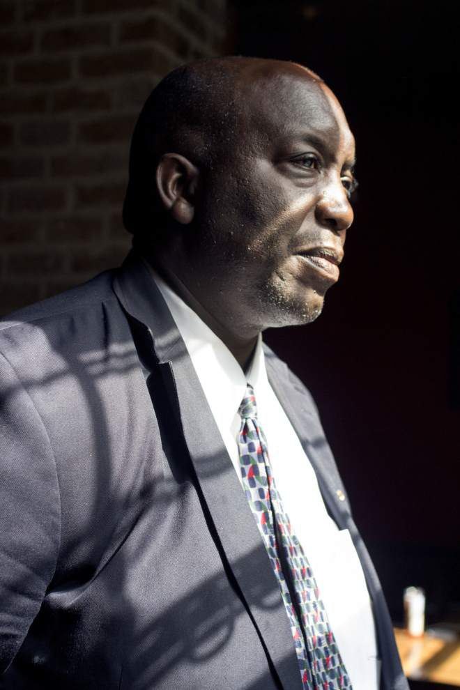 Parole panel recommends pardon for ex-drug dealer, now Orleans DA's Office staffer Todd Juluke _lowres