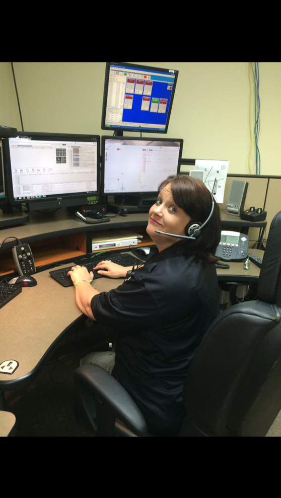 Know your lifeline: Jackie Chase, 911 dispatcher _lowres