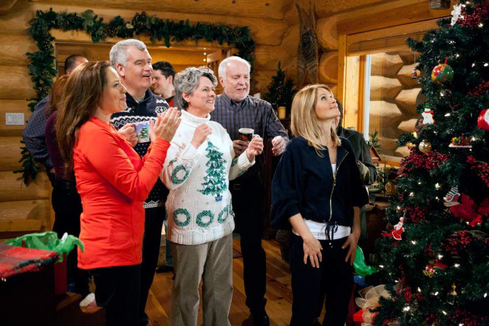 Christmas in July: TV week of holiday programming _lowres