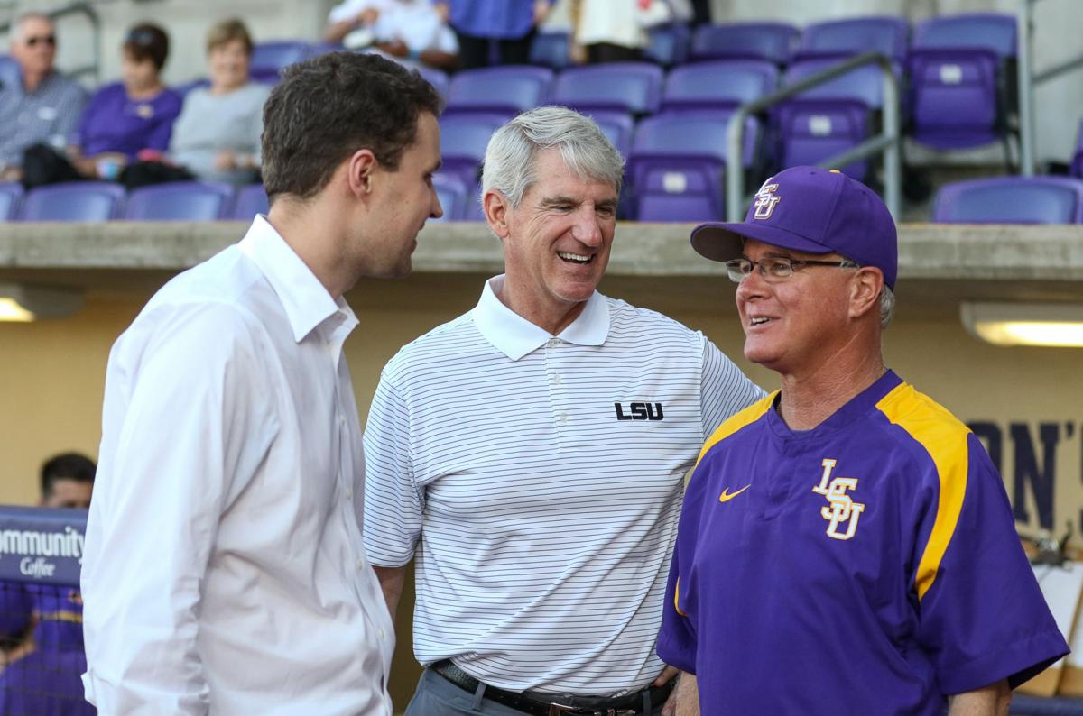 LSU vs Southeastern Baseball