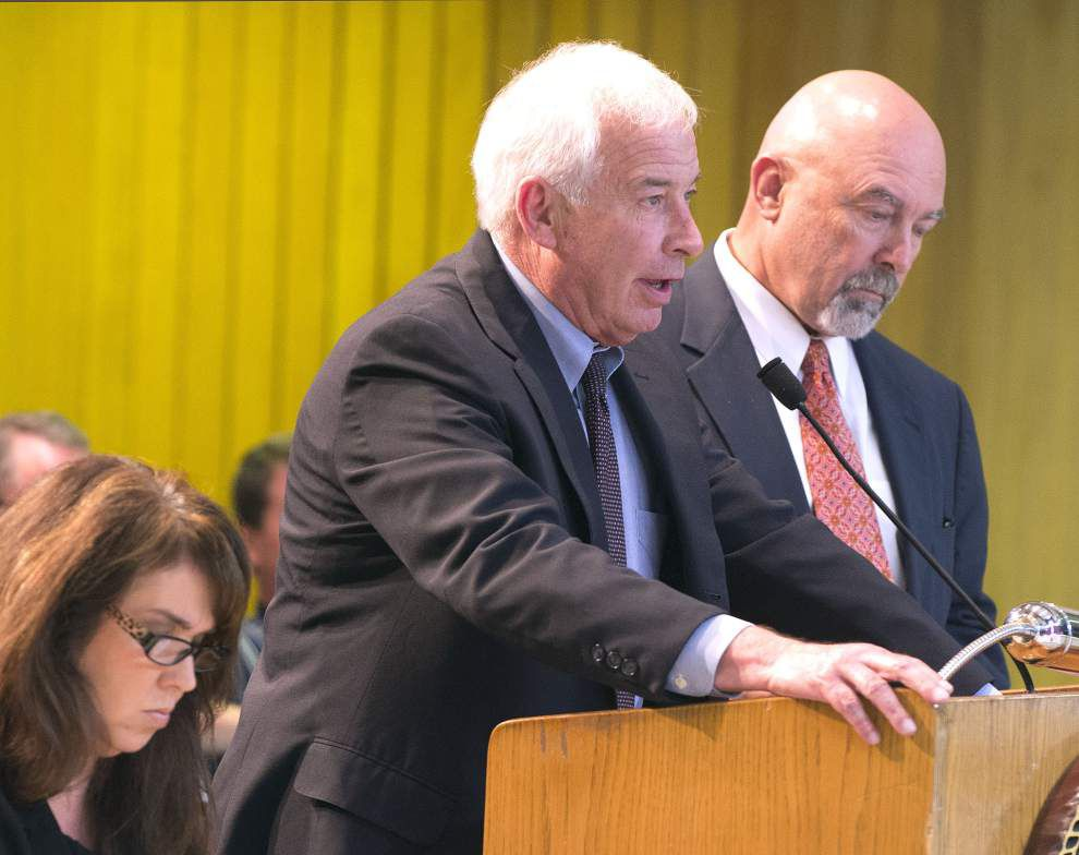 EBR council votes 8-3 to dismiss Parish Attorney Mary Roper _lowres