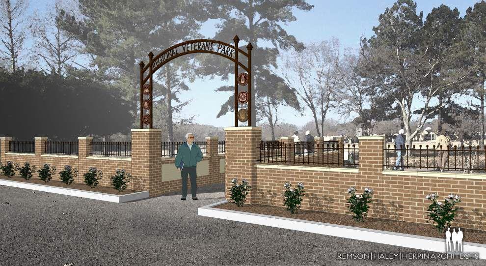 Regional Veterans Park breaks ground _lowres