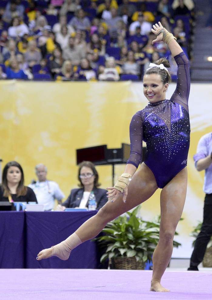 A postseason atmosphere: LSU gymnastics hits the Metroplex Challenge on Saturday _lowres