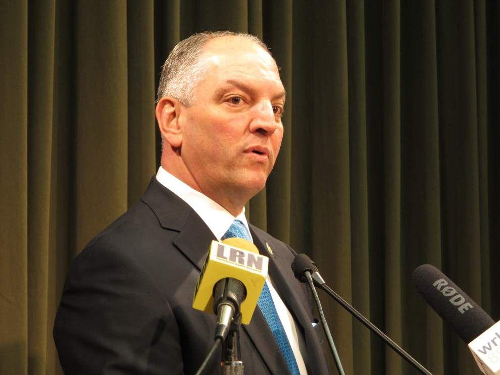 'We don't have the support': Gov. John Bel Edwards' schools legislative agenda mostly dead _lowres