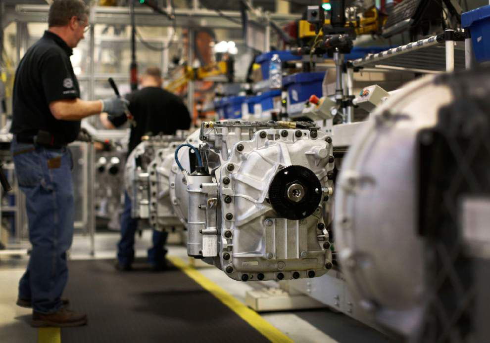 U.S. productivity fell at 1.7 percent rate in first quarter _lowres