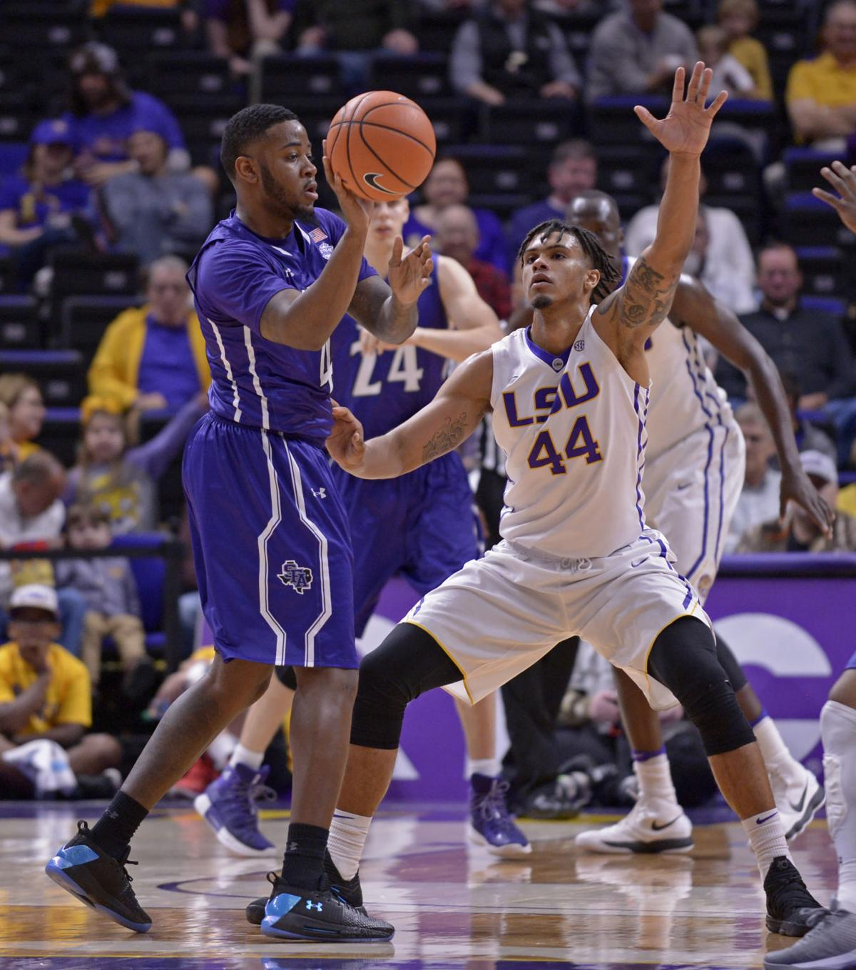 lsu basketball