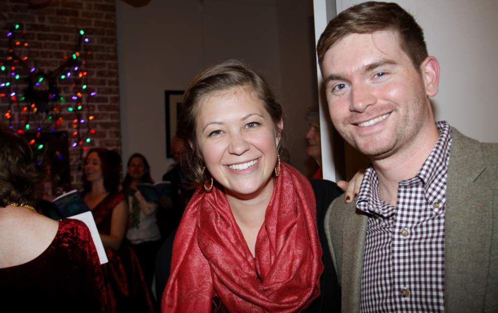 Steven Forster's Party Central: At home with talent in New Orleans _lowres