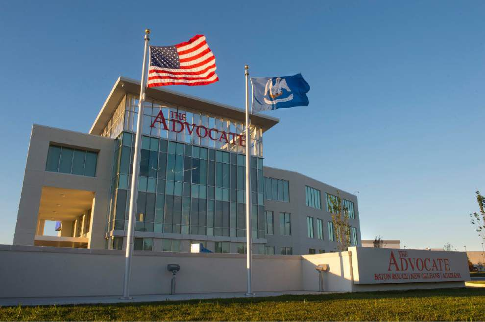 Photos : Advocate's new Baton Rouge headquarters shows its many colors _lowres