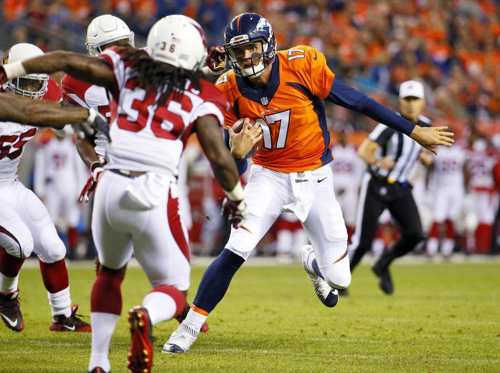 This Week in the NFL: Here's hoping more positive memories ahead for Peyton Manning _lowres