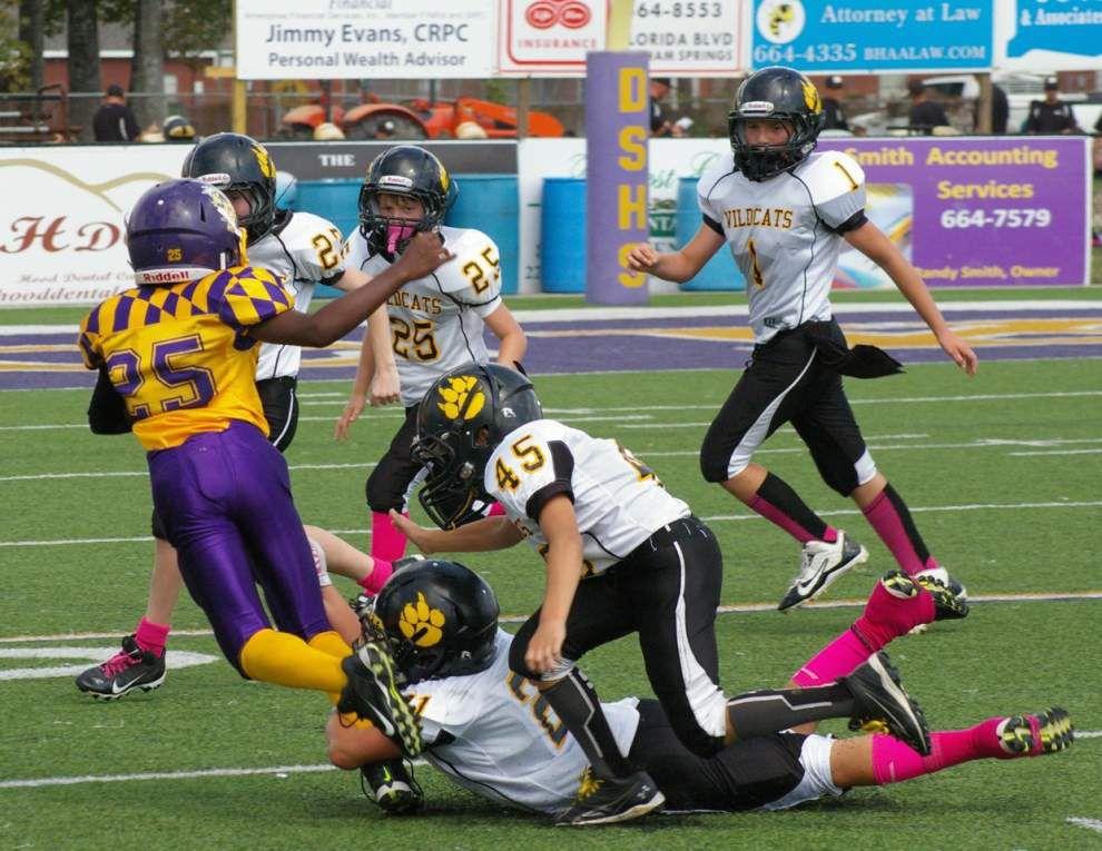 Wildcats takes 3 of 4 games against Denham _lowres