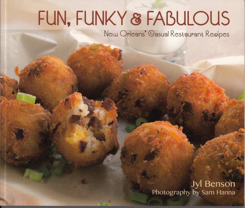 Side Dish: Cookbook highlights casual fare _lowres