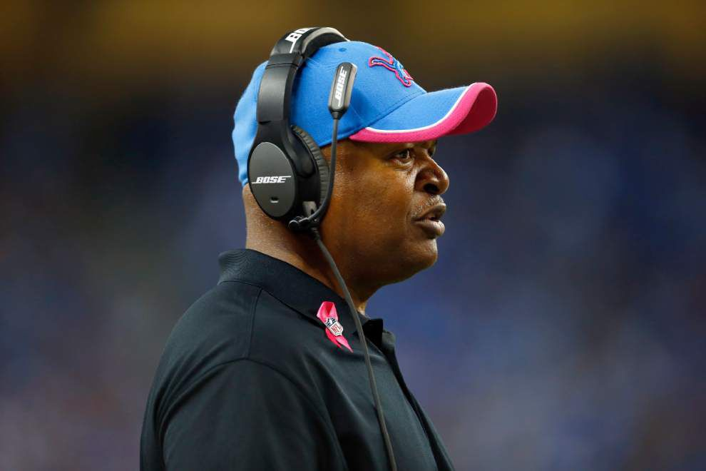 Detroit coach Jim Caldwell says hiring ex-Saints coach Joe Lombardi was a no-brainer _lowres