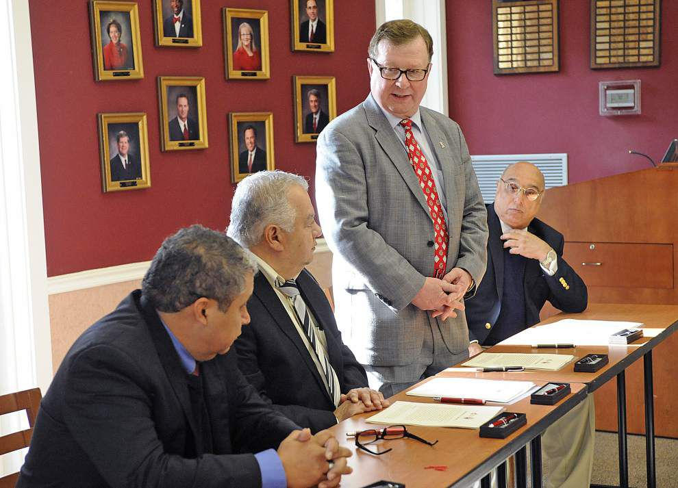 Need for engineers prompts agreement between UL-Lafayette and Mexican state _lowres