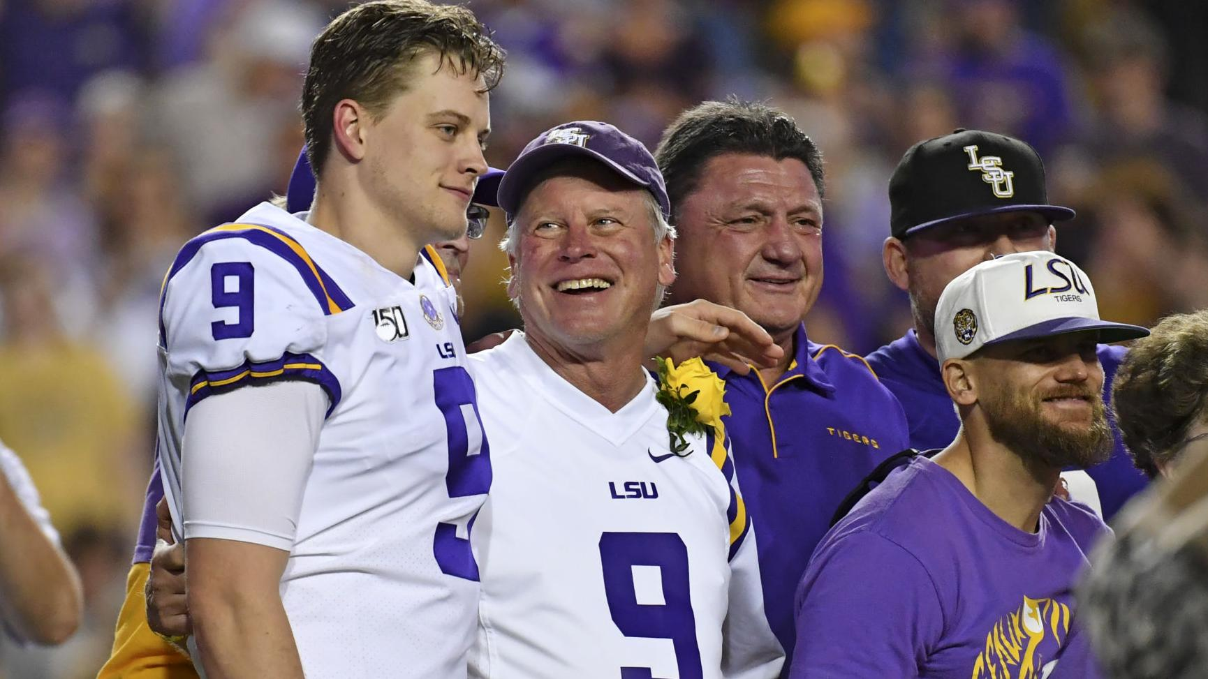 Who's Joe Burrow – His birthday, what he did before fame, his family life, fun trivia facts, popularity rankings, and more.