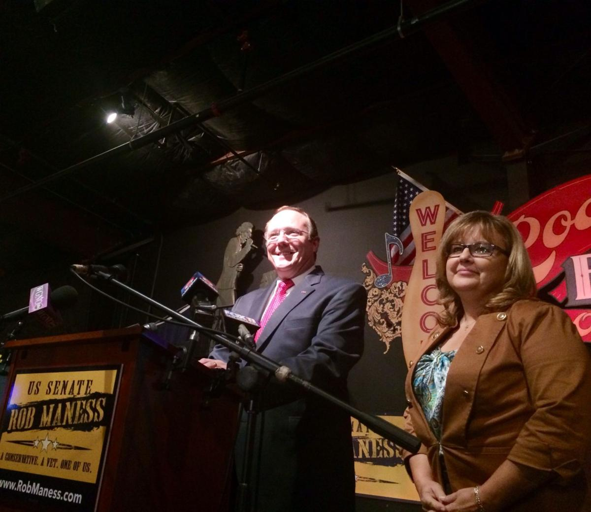 Rob Maness supports Cassidy in runoff_lowres