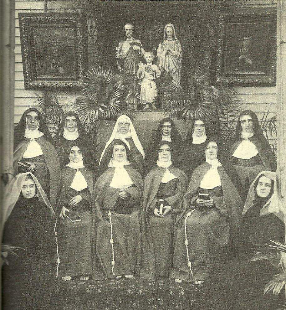 Poor Clares to celebrate 802nd year of founding _lowres