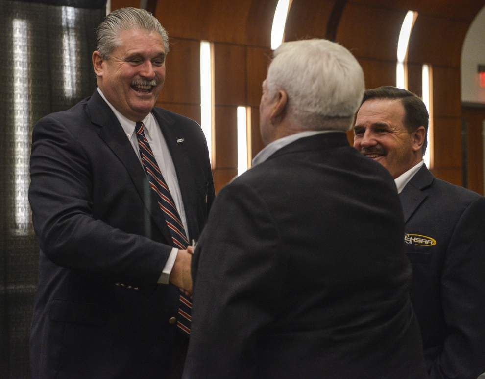 Fambrough: New LHSAA director Eddie Bonine has a lot of work ahead of him _lowres
