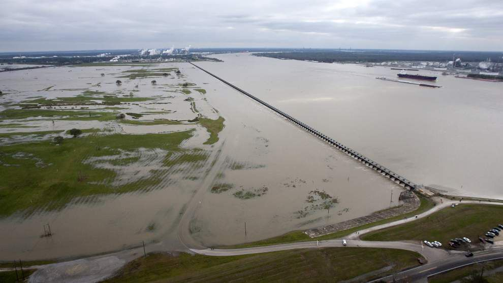 Letter: Leakage doesn't tell whole story of N.O.'s catastrophic levee failures _lowres